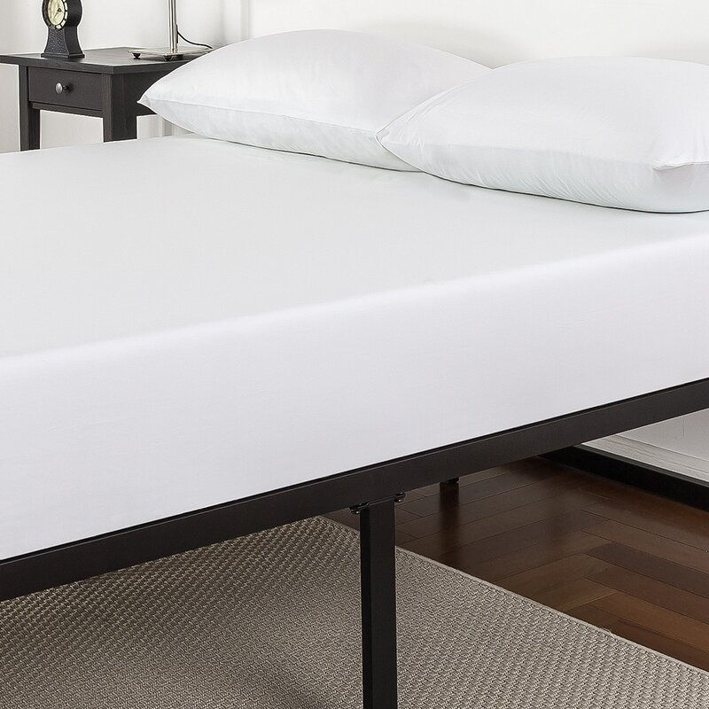 Alwyn Home Quick Lock Smart Frame Platform Bed & Reviews   Wayfair