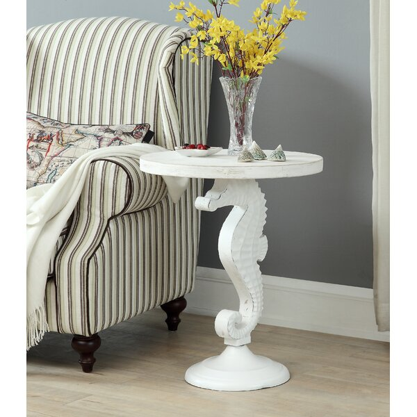 Frink End Table by Highland Dunes