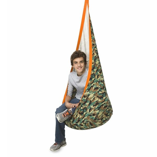 Cotton Chair Hammock by HearthSong HearthSong