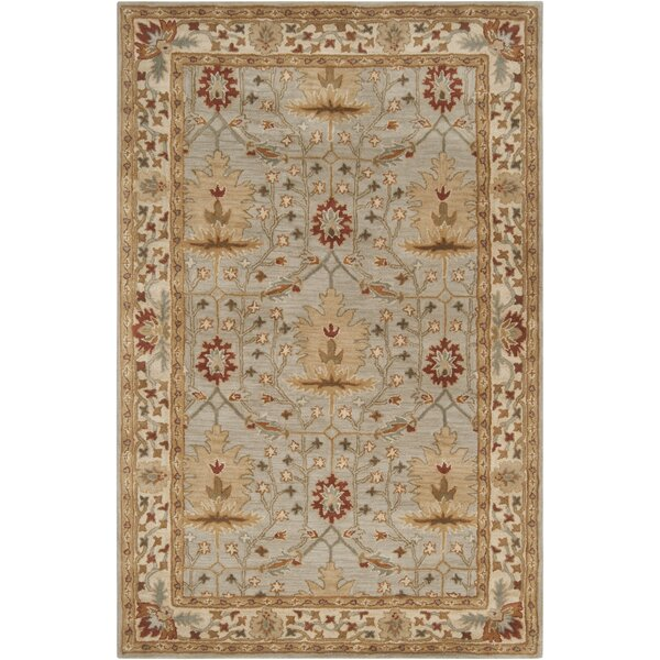 Preston Peanut Butter Area Rug by Charlton Home