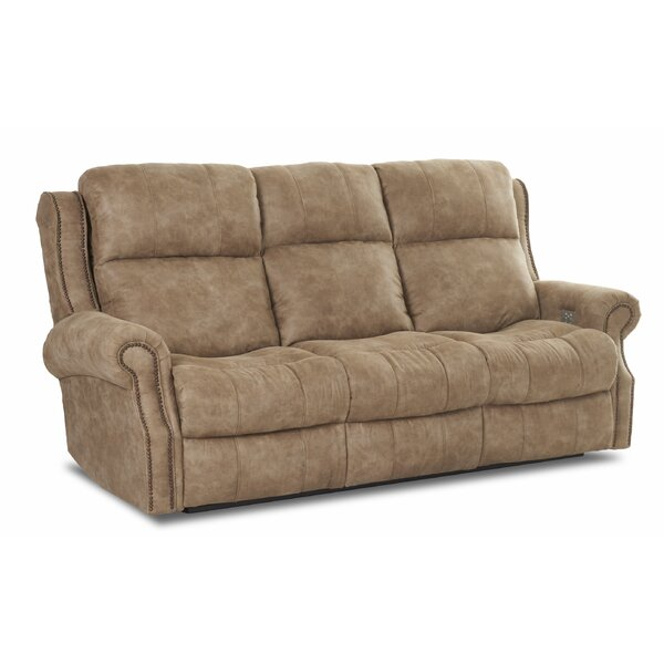 Defiance Reclining Sofa by Red Barrel Studio