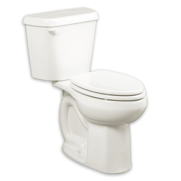 Colony 1.6 GPF Elongated Two-Piece Toilet by American Standard