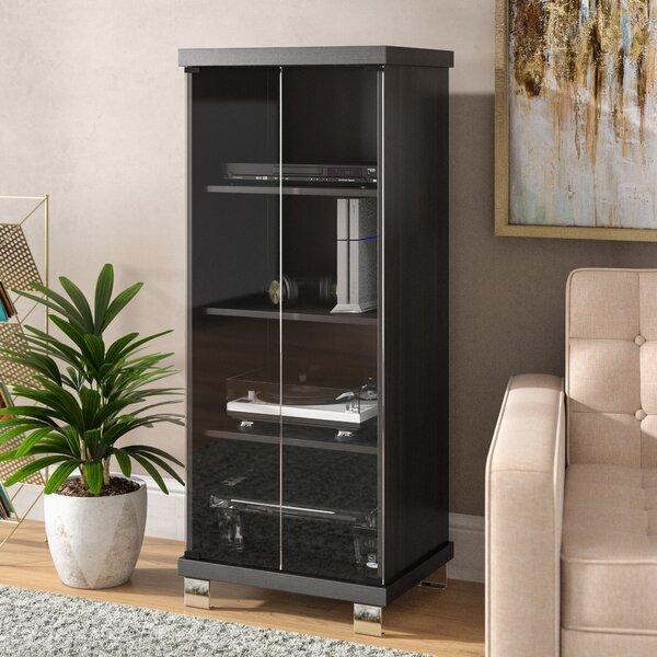 5-Drawer Wood Multimedia Cabinet by Wade Logan