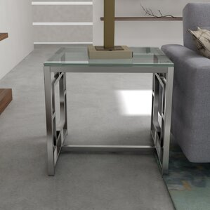 Alvar End Table by Willa Arlo Interiors