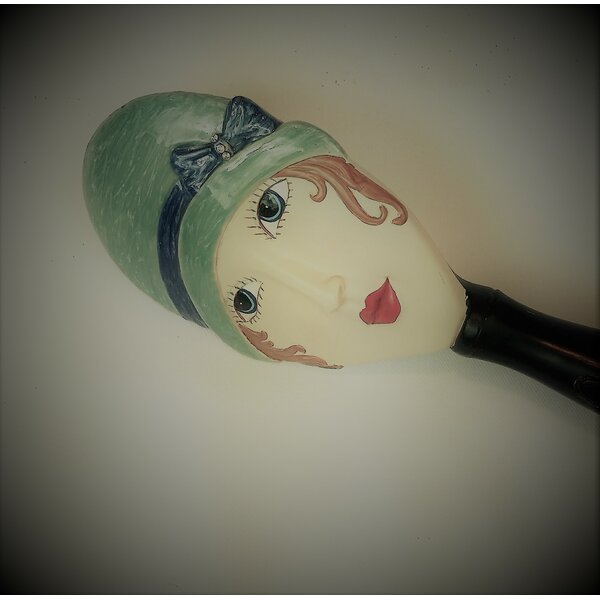 Ilka Hat Makeup Mirror by Red Barrel Studio
