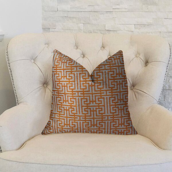 Gamboa Handmade Throw Pillow by Everly Quinn