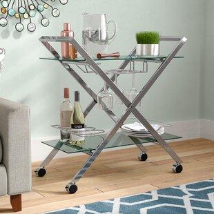 Berge Bar Cart by Latitude Run