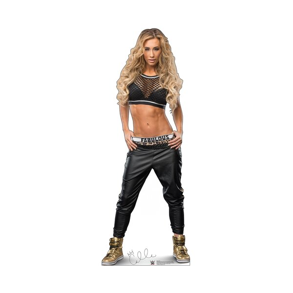 Carmella (WWE) Standup by Advanced Graphics