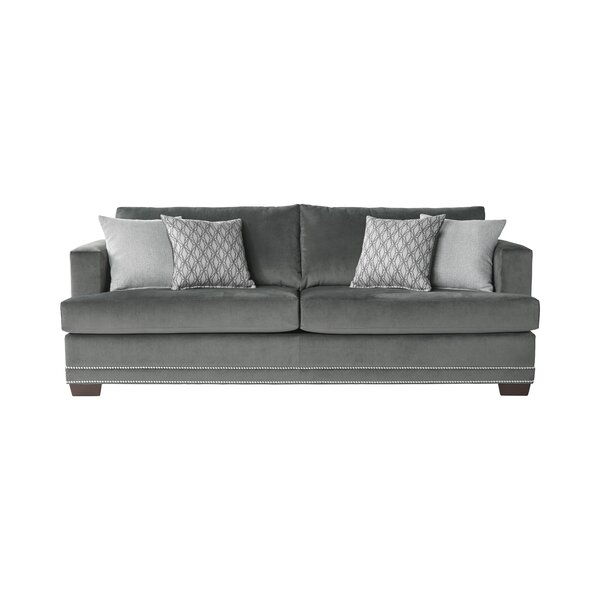 Stylish Heslin Sofa by Charlton Home by Charlton Home
