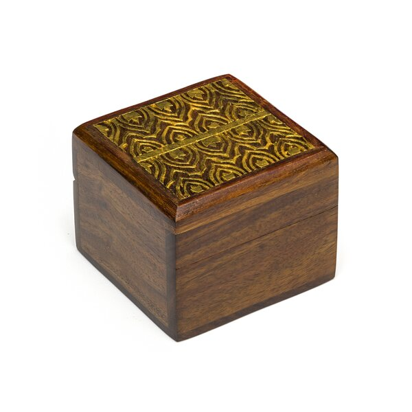 Bon Bassham Keepsake Temple Decorative Box