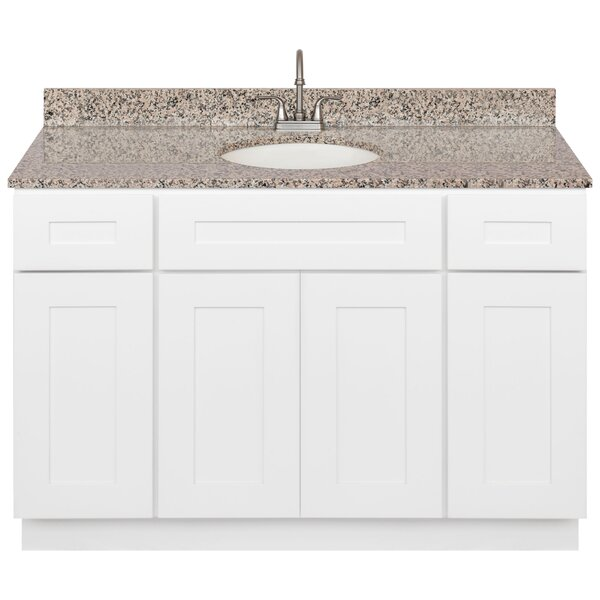 Stradford 48 Single Bathroom Vanity Set by Winston Porter