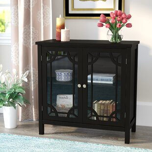 Walworth Display Accent Cabinet by Three Posts
