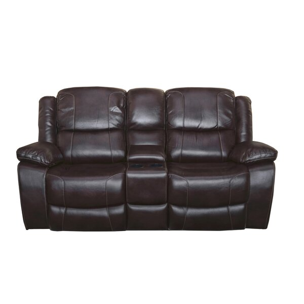 Joseph Reclining Loveseat by Red Barrel Studio