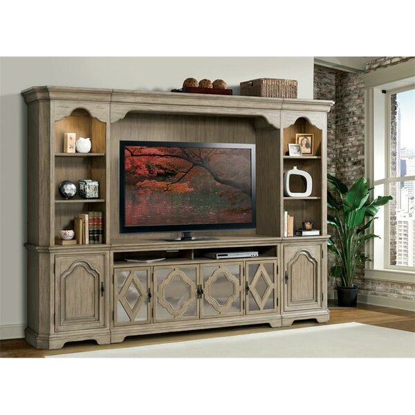 Virgouda Entertainment Center by Gracie Oaks