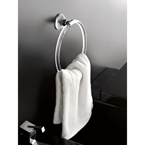 Luce Wall Mounted Towel Ring by Toscanaluce by Nameeks