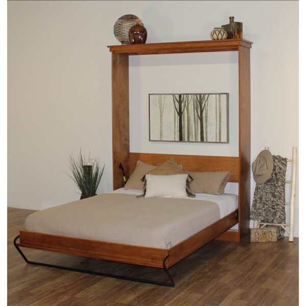 Sharron Queen Murphy Bed by Loon Peak