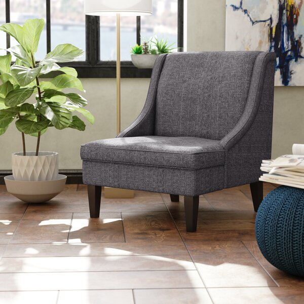 Janiyah Slipper Chair by Ivy Bronx
