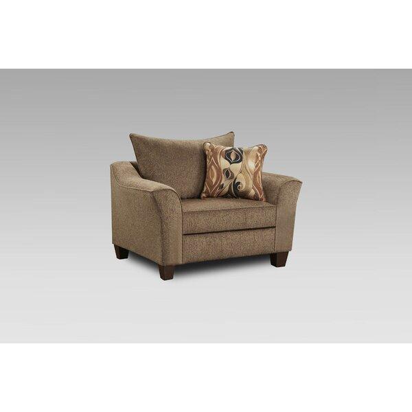 Clarwin Armchair by Fleur De Lis Living