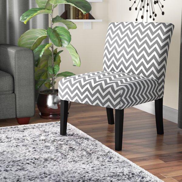 Washington Slipper Chair By Ebern Designs #1