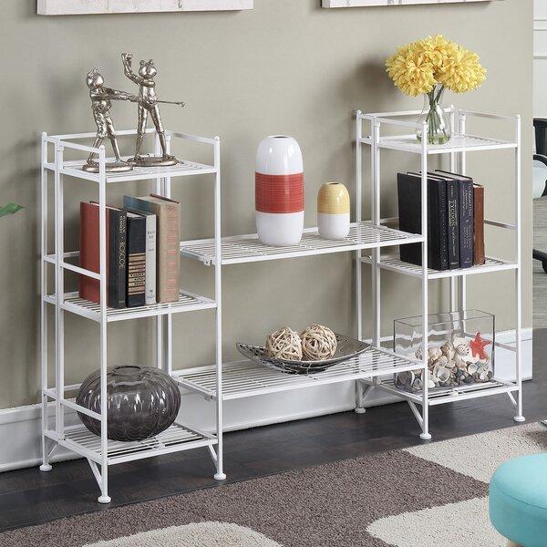 Folding Bookcase by Rebrilliant