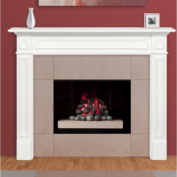 Mike Fireplace Surround by Pearl Mantels