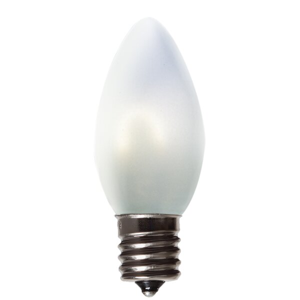 LED Flexible Filament 5 Light Bulb (Set of 5) by The Holiday Aisle