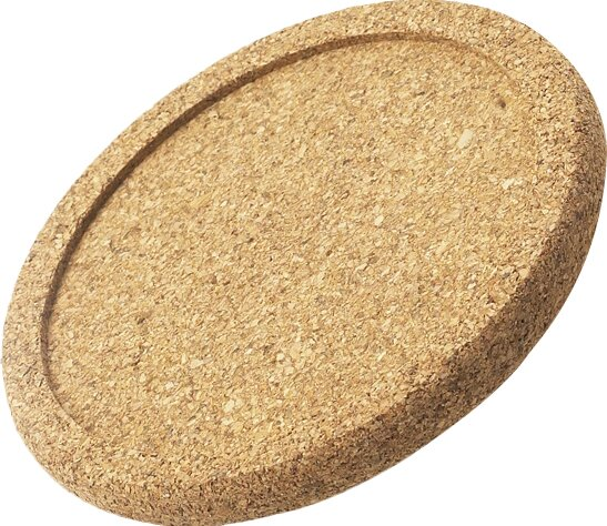 Wayfair Basics 4 Cork Coaster (Set of 4) by Wayfair Basics™