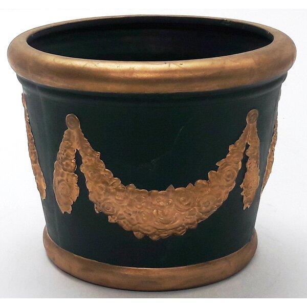 Irby Terracotta Pot Planter by Winston Porter