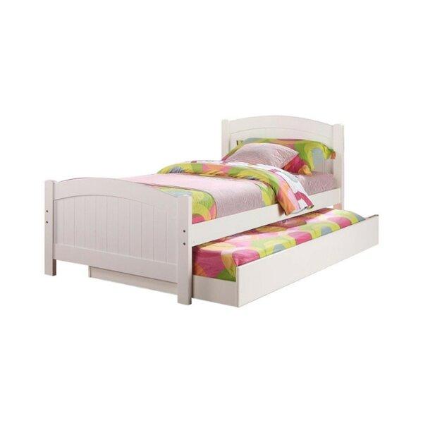 Creeve Fascinating Platform Bed by Harriet Bee