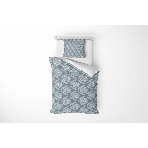 Frawley Peacock Comforter Set