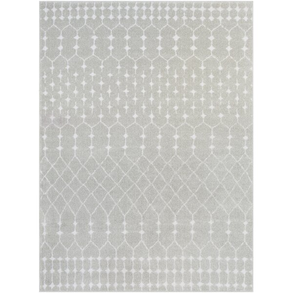 Calvo Bohemian Taupe/Beige Area Rug by Union Rustic