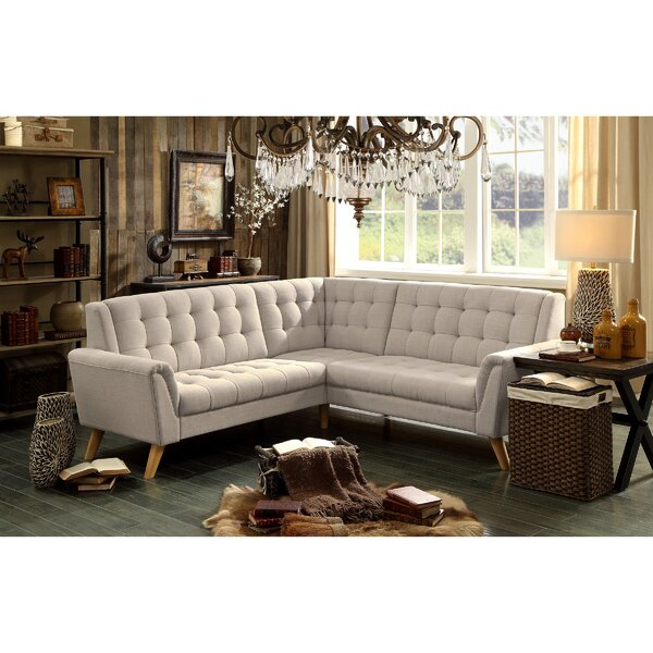 #1 Trahan Sectional Collection By Brayden Studio Fresh