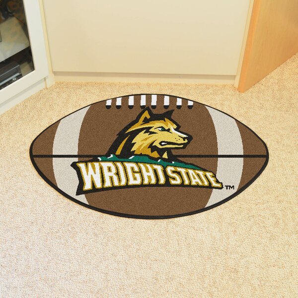 Wright State University Doormat by FANMATS