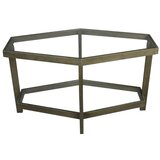 Schank Solid Wood Frame Coffee Table by Williston Forge