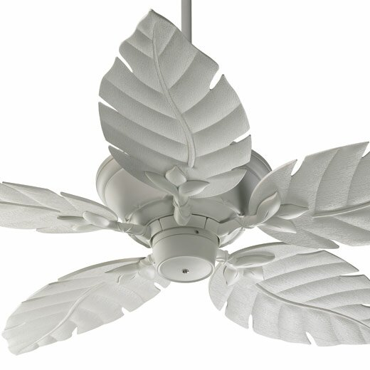52 Santino 5-Blade Patio Ceiling Fan by Beachcrest Home