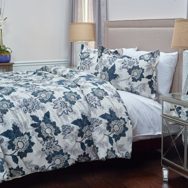 Haynesville 3 Piece Comforter Set by Darby Home Co