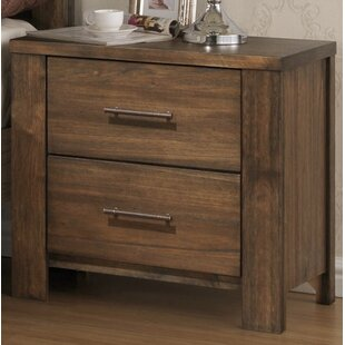 Searching for Cayuse 2 Drawer Nightstand By Loon Peak