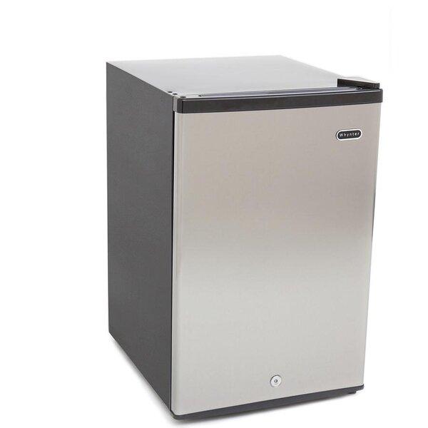 2.1 cu. ft. Upright Freezer by Whynter