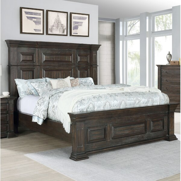 Mcsweeney Standard Bed by Darby Home Co