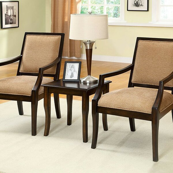 Merri 3 Piece Living Room Set by Darby Home Co