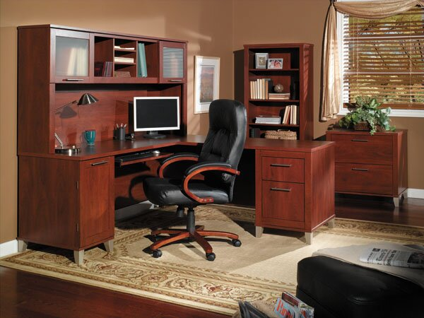 Chase L-Shape Desk Office Suite by Red Barrel Studio