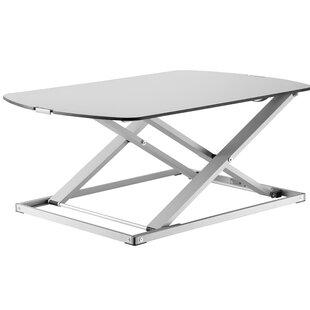 Height Adjustable Desktop Monitor Standing Desk