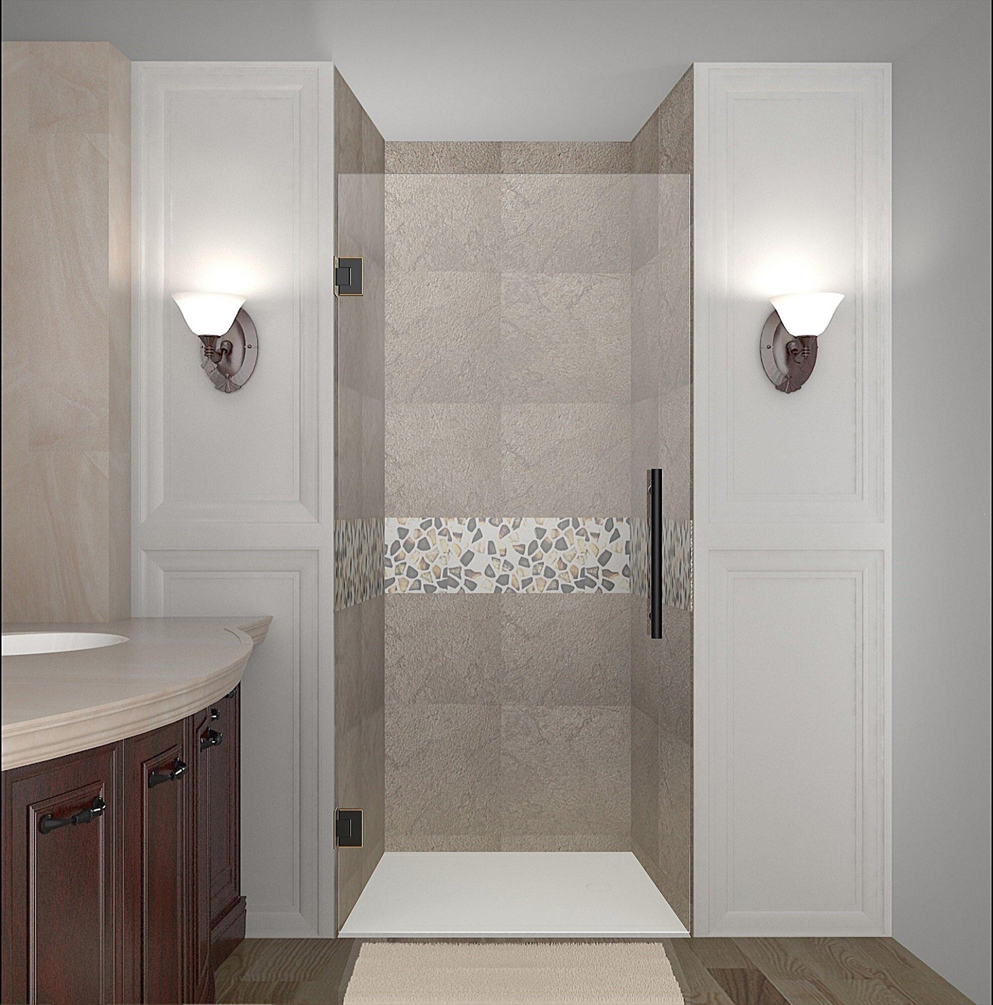 32 single panel swinging door pics 542