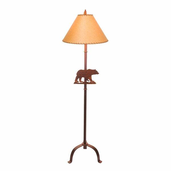 Bear 59 Floor Lamp by Steel Partners