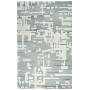 Morpheus Hand-Tufted Gray/Off ...