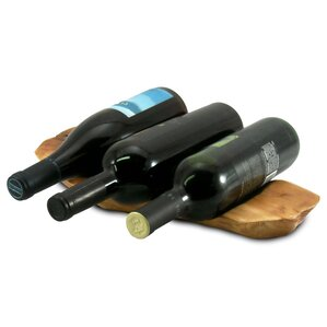 Knizair Root 6 Bottle Tabletop Wine Rack by Highland Dunes