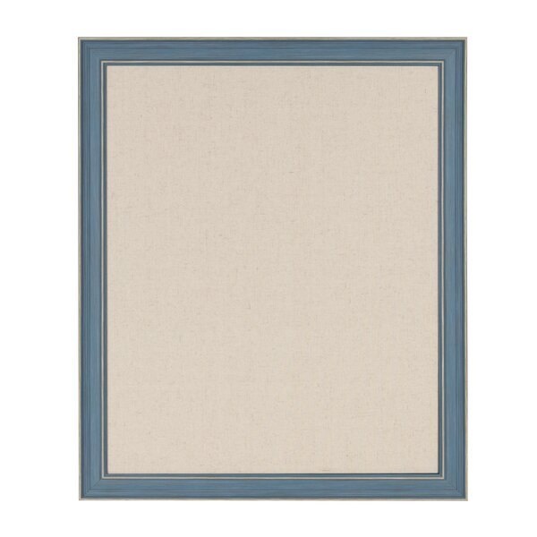Strohm Decorative Pinboard Wall Mounted Bulletin Board, 27.5 x 33.5 by Kate and Laurel