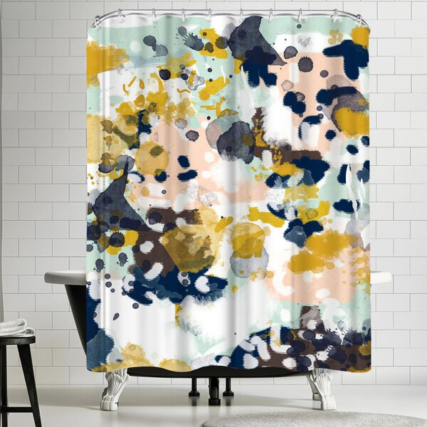 East Urban Home Shower Curtain by East Urban Home
