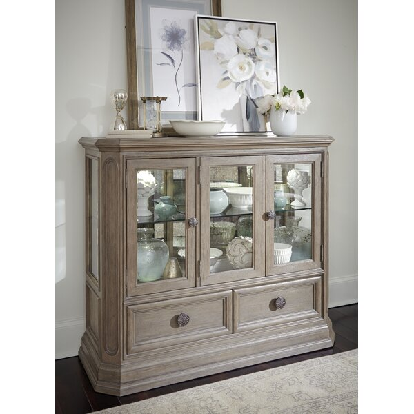 Bonham Display Cabinet By Darby Home Co