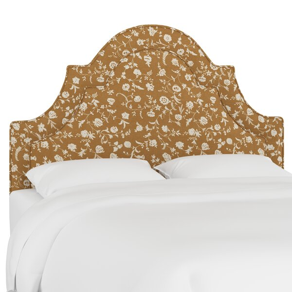 Abeale Upholstered Panel Headboard by Red Barrel Studio
